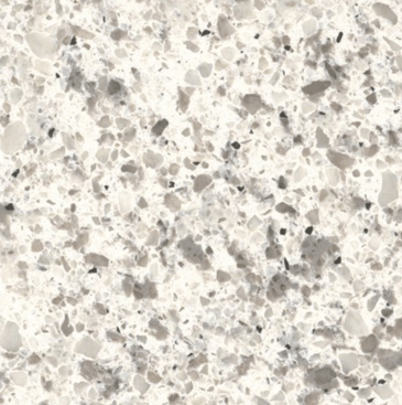Peppercorn White Quartz Granite Countertops Michigan