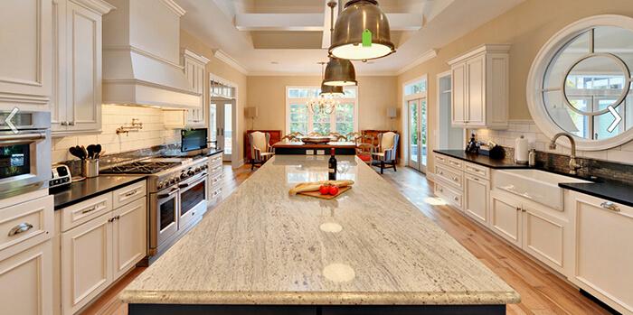 granite kitchen countertop Chelsea MI