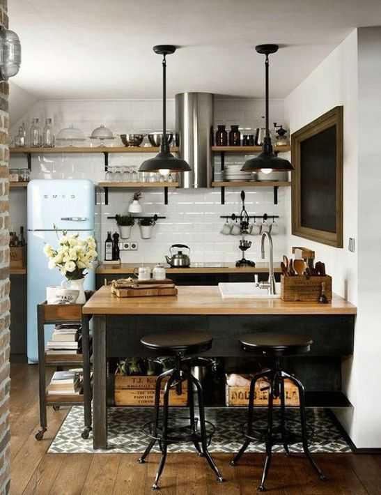 Industrial Style Kitchens An Emerging Trend In 2018