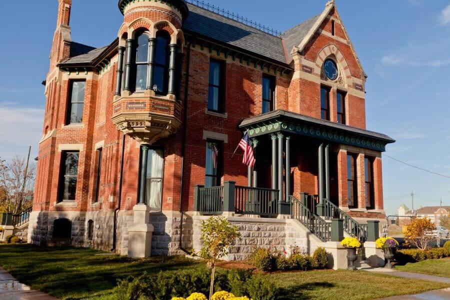 Ransom Gillis House, Detroit, MI